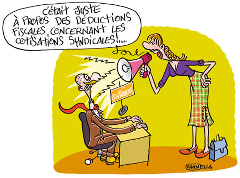 Cotisation-syndicale