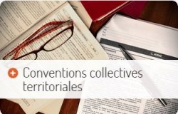 Convention collective territoriales